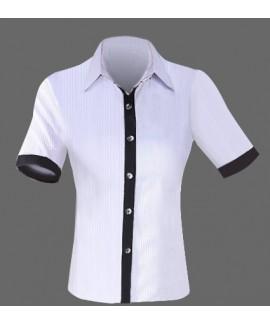 Art. 00080D  Camisa para Dama Modelo Secretary