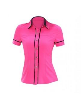 Art. 00080E  Camisa para Dama Modelo Secretary