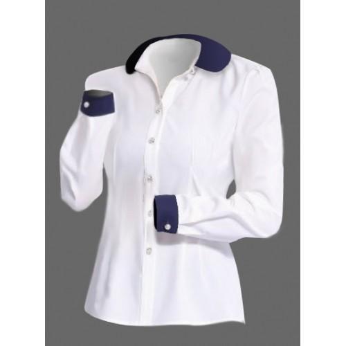 9471705429 Art. 00080F Camisa para Dama Modelo Secretary