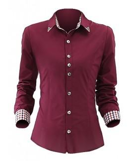 Art. 00080G  Camisa para Dama Modelo Secretary