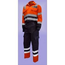 Art. 00046F Camisa y Pantalón de trabajo combinadas a elección, modelo Farmer