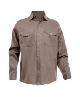 Art. 00114 Camisa ignifuga, modelo Terra